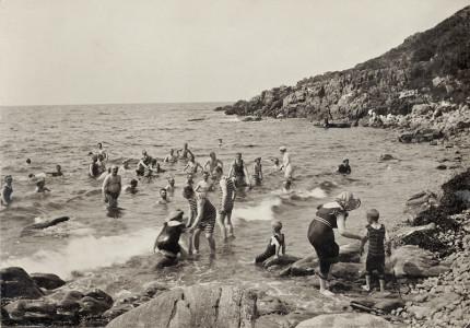 Havsbadorten_Ransvik_vid_Molle_ca._1910
