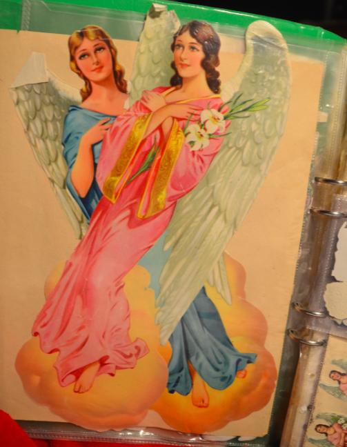 … änglar.