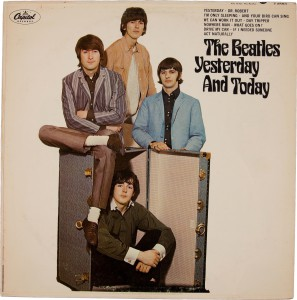 The Beatles Yesterday And Today_trunk