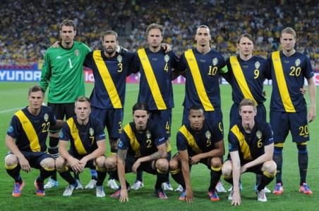 landslaget i maj 2012
