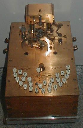 George_Phelps_printing_telegraph_patent