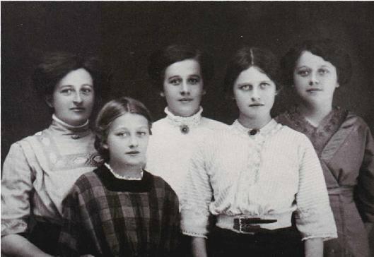 systrarna olssonlilly