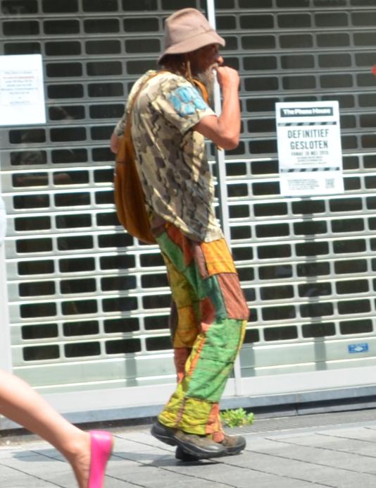 belgisk hippie