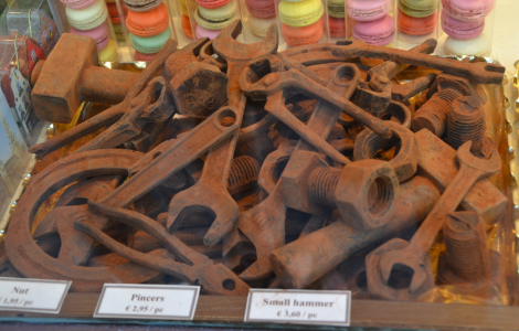 chokladverktyg