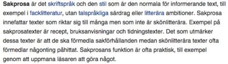 sakprosa_wiki