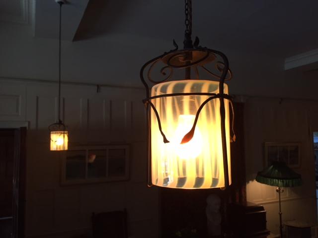 snygglampa