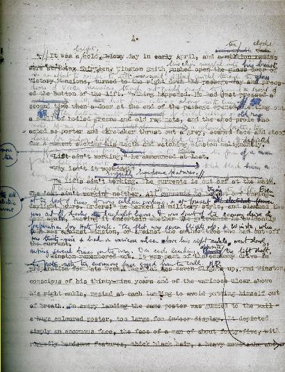 Nineteen_Eighty-Four_manuscript
