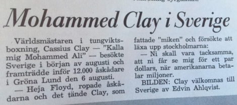 mohammed clay