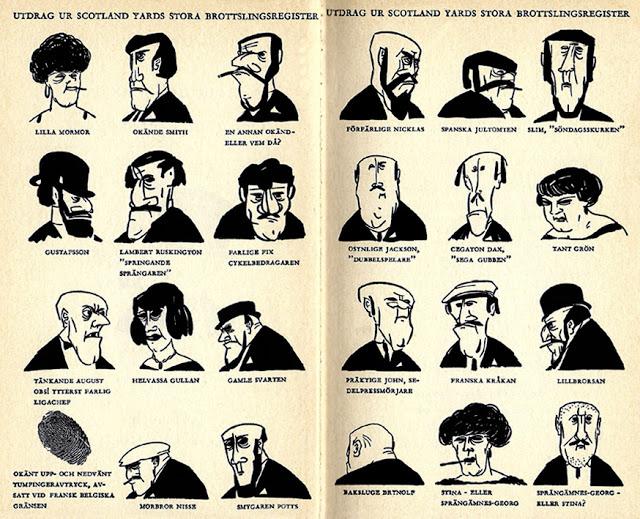 Illustrationer: Åke Lewerth (1961).
