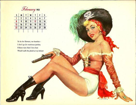 piratkvinna