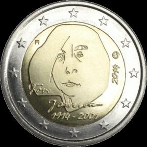suomi-2014-2-euro-tove-jansson-unc-2-700x700
